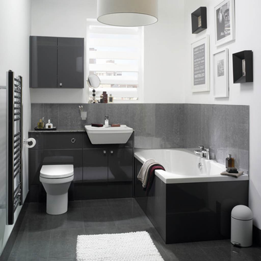 Grey Bathroom Furniture Uk: Bathrooms Salisbury